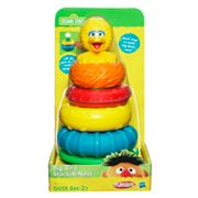 Playskool Sesame Street Big Bird Stack-A-Nest by Hasbro