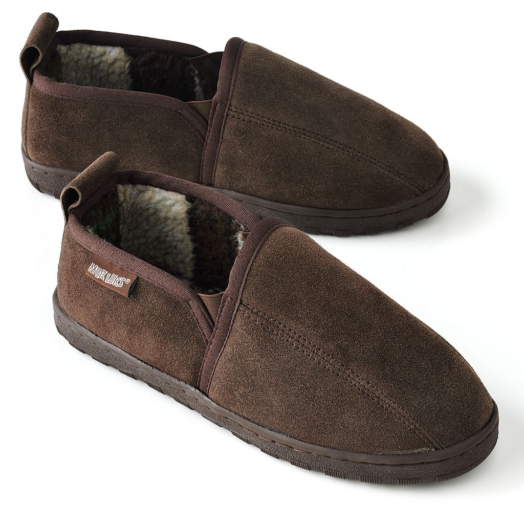 MUK LUKS Men's Berber Fleece Slippers
