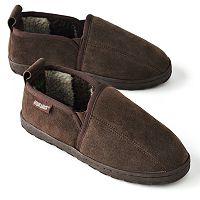 MUK LUKS Men's Berber Fleece Slippers
