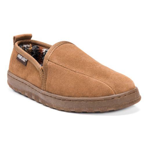 MUK LUKS Berber Fleece Slippers - Men