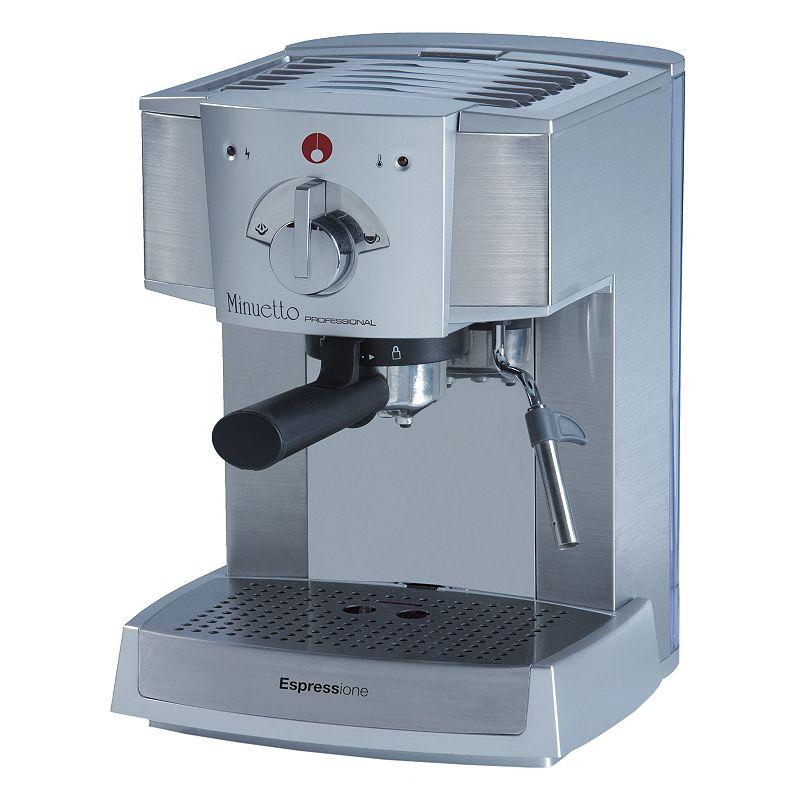 Espressione Cafe Minuetto Espresso Machine (Grey)