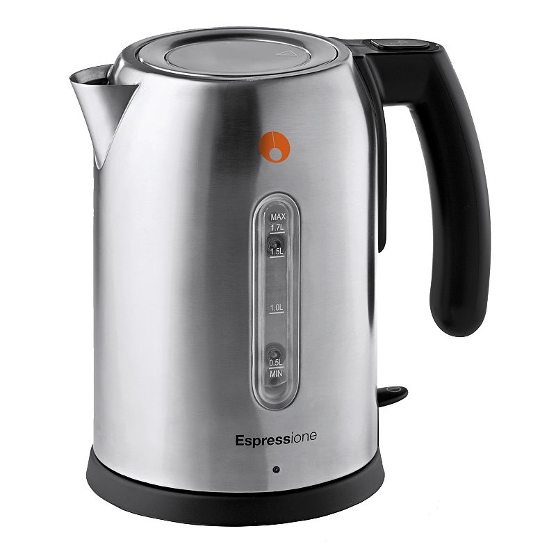 Kitchen Electric : Espressione Stainless Steel Electric Kettle