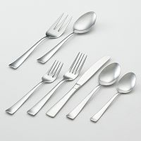 Oneida Zinc 82-pc. Flatware Set