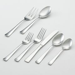 Oneida Zinc 82 pc Flatware Set