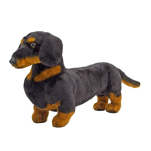 Melissa & Doug Dachshund Dog Plush Toy