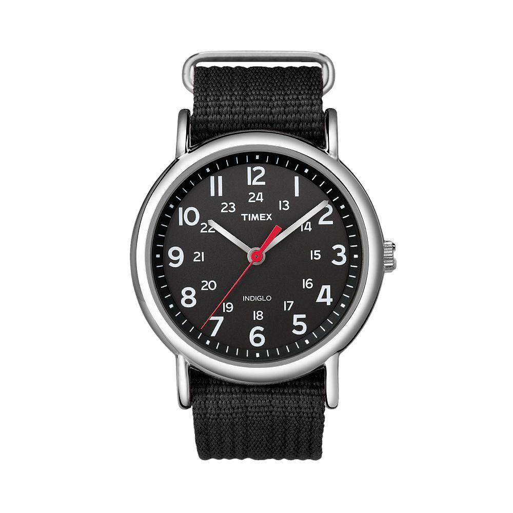 Timex® Unisex Weekender Watch - T2N647KY