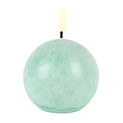Eucalyptus and Mint 3.5-in. Sphere Candle