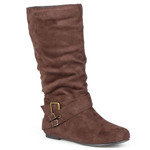 7fc62b353a8b Journee Collection Shelley Women s Midcalf Boots