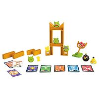 Angry Birds Knock on Wood Game by Mattel