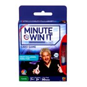 Minute to Win It Card Game by Mattel