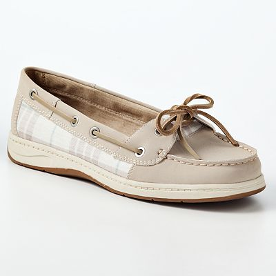 Croft and Barrow Boat Shoes - Women