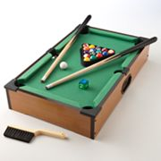 Totes Tabletop Pool Table Game