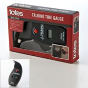 Totes Talking Tire Gauge