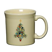 Fiesta Ivory Holiday Java Mug
