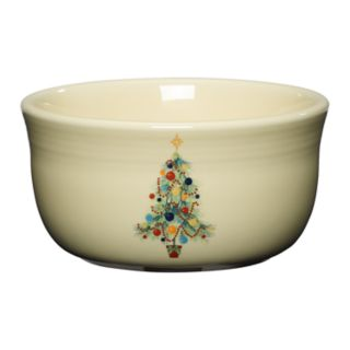 Fiesta Ivory Holiday Gusto Bowl