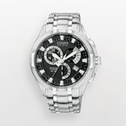 Citizen Eco-Drive Stainless Steel Perpetual Calendar Watch - BL8090-51E - Men