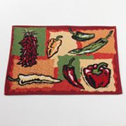 Croft and Barrow Hot Peppers Placemat