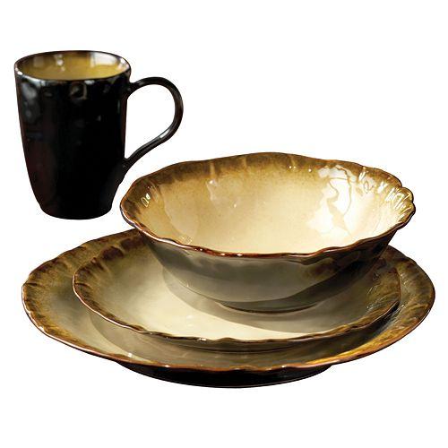 American Atelier Abalone 16-Pc. Dinnerware Set $ 119.99