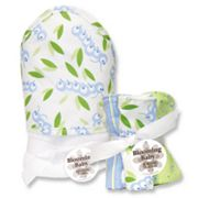 Trend Lab Caterpillar 6-pc. Hooded Towel and Washcloth Bouquet Set