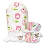 Trend Lab Tulip 6-pc. Hooded Towel and Washcloth Bouquet Set