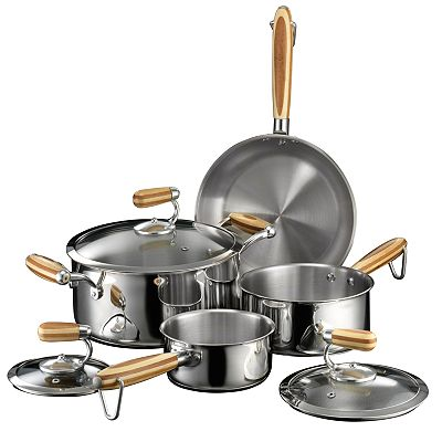 Zeroca 7-pc. Cookware Set