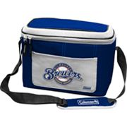 Coleman Milwaukee Brewers 12-Can Soft-Side Cooler
