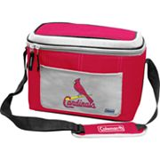 Coleman St. Louis Cardinals 12-Can Soft-Side Cooler