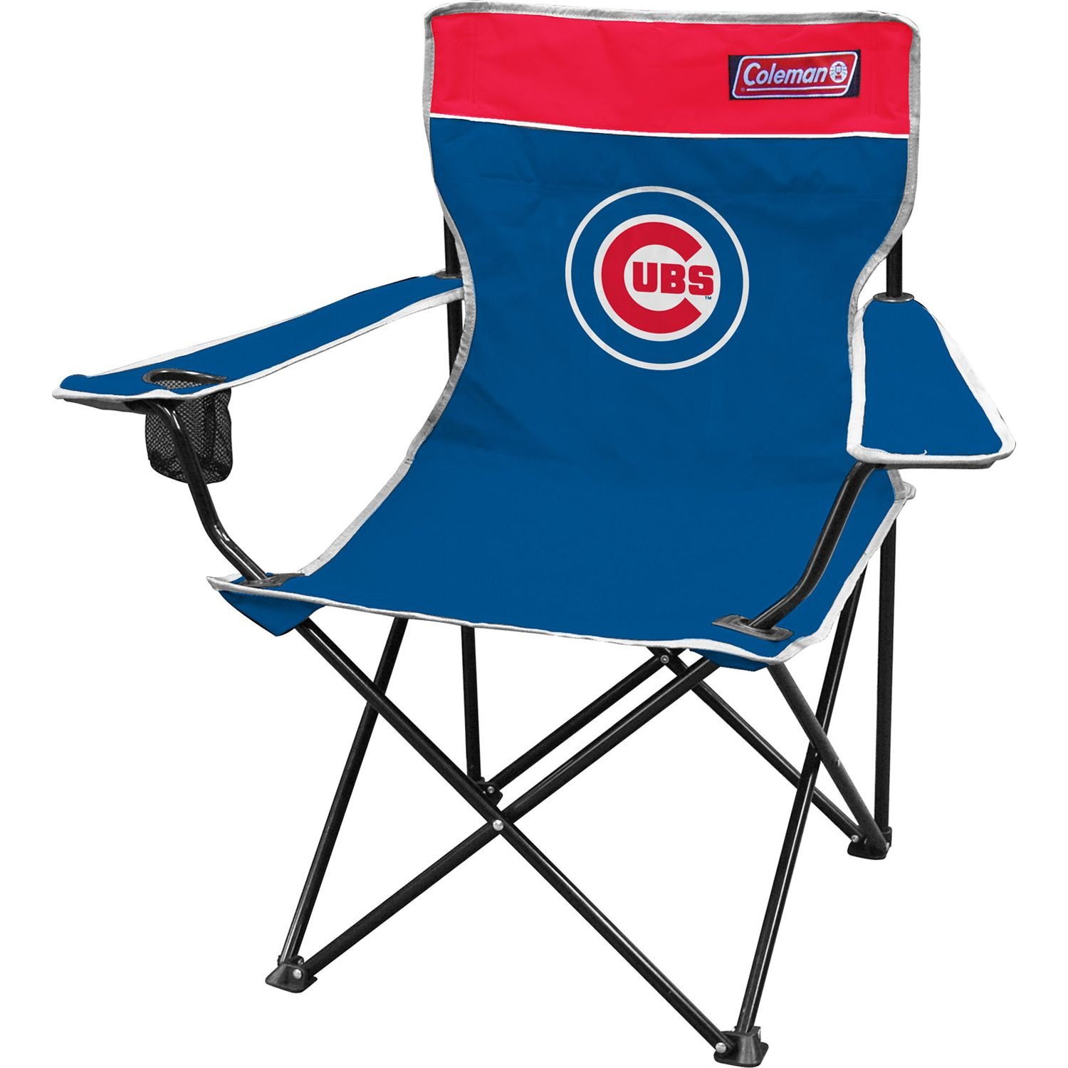 Perfect Coleman Chicago Cubs Portable Folding Chair
