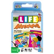 LIFE Adventures Card Game by Hasbro