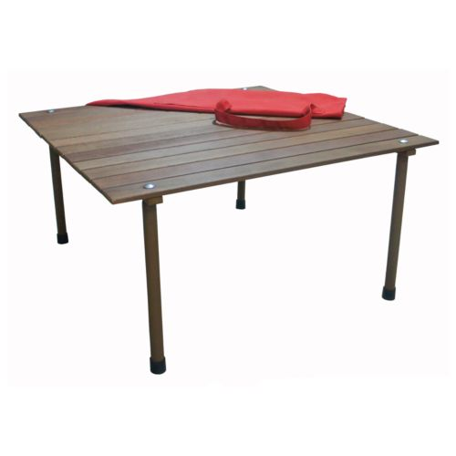 Roll-Up Patio Picnic Table