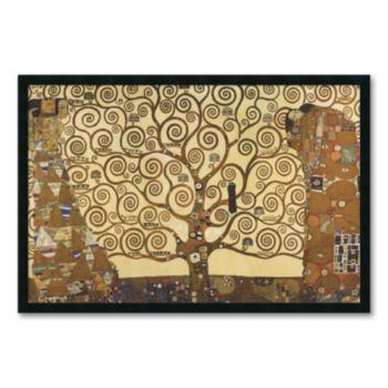 The Tree of Life, 1905-1911 Framed Art Print by Gustav Klimt