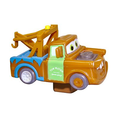Disney/Pixar Cars Mater Night-Light by Idea Nuova