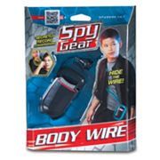 Spy Gear Body Wire by Wild Planet