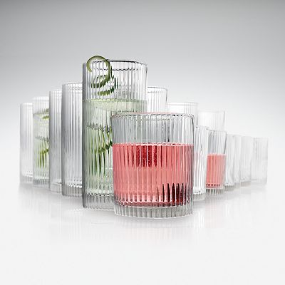 SONOMA life + style Rain 16-pc. Glassware Set