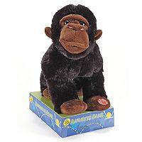 Animated Plush Gorilla Bank