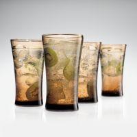 SONOMA life + style® Mocha 4-pk. Tea Glasses