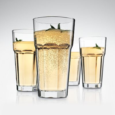 SONOMA life + style Panels 4-pk. Tea Glasses