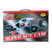 Spy Gear Super Spy Case by Wild Planet
