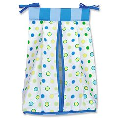 Dr. Seuss 'Oh The Places You'll Go!' Diaper Stacker by Trend Lab - Blue