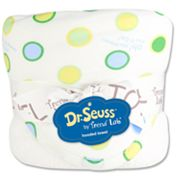 Dr. Seuss Oh The Places You'll Go Hooded Towel by Trend Lab - Blue
