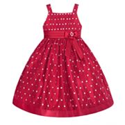 LOVE Sparkle Sequin Dress - Toddler