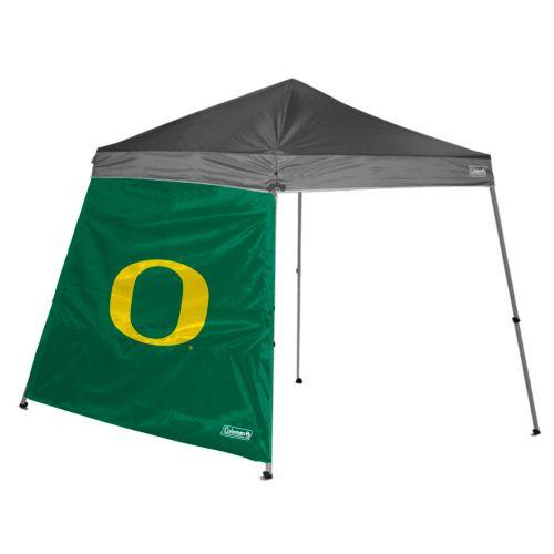 Coleman Oregon Ducks Slant Leg Shelter Wall