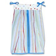 Dr. Seuss One Fish, Two Fish Diaper Stacker by Trend Lab