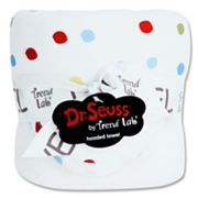 Dr. Seuss One Fish, Two Fish Hooded Towel by Trend Lab