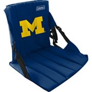Coleman Michigan Wolverines Folding Stadium Seat