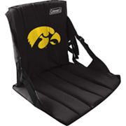 Coleman Iowa Hawkeyes Folding Stadium Seat