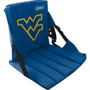 Coleman West Virginia Mountaineers Folding Stadium Seat