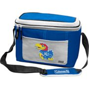Coleman Kansas Jayhawks 12-Can Soft-Side Cooler