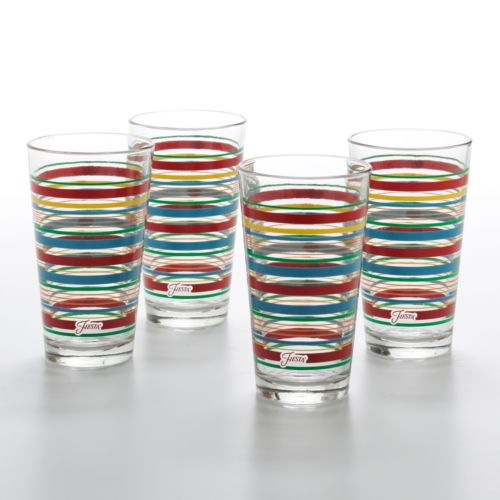 Fiesta 4-pc. Tumbler Set