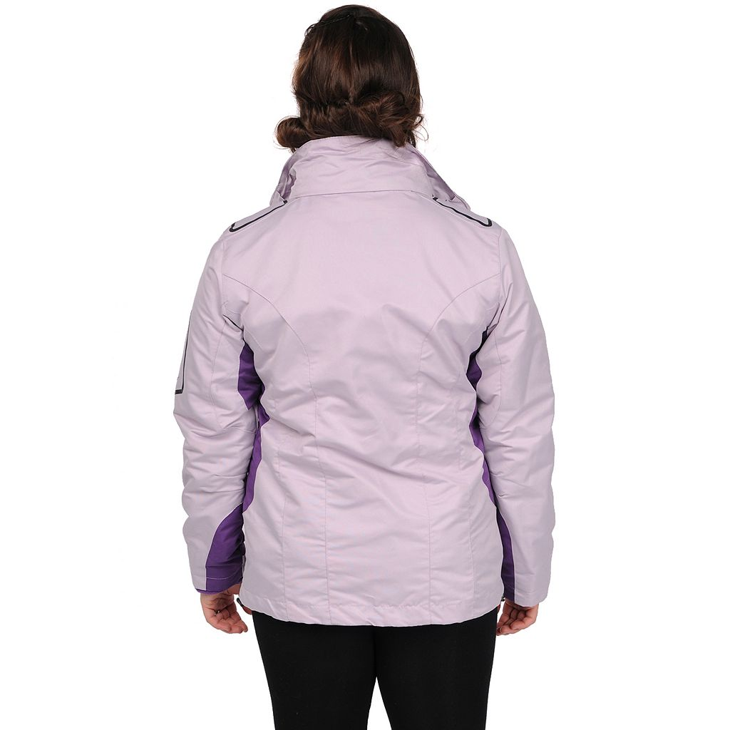 Women's Excelled Colorblock 3-in-1 Systems Jacket